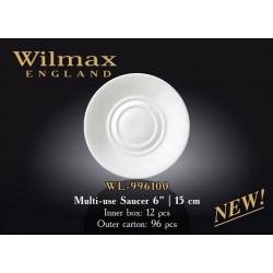 Блюдце универсальное 15см Wilmax WL-996100