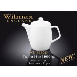 Wilmax Чайник заварочный 1000мл Color WL-994025