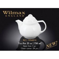 Wilmax Чайник заварочный 750мл.Color WL-994031