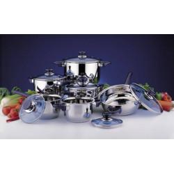 Набор посуды BergHOFF Vision 12 пр. 1112916