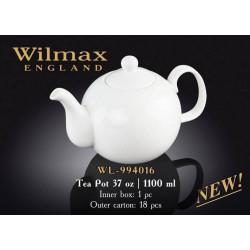 Wilmax Чайник заварочный 1100мл.Color WL-994016