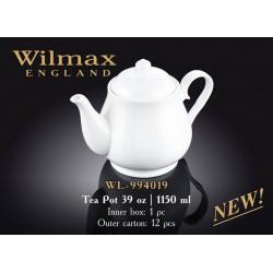 Wilmax Чайник заварочный 1150мл.Color WL-994019