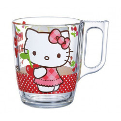 Кружка 250мл Luminarc Disney Hello Kitty Cherries J0026