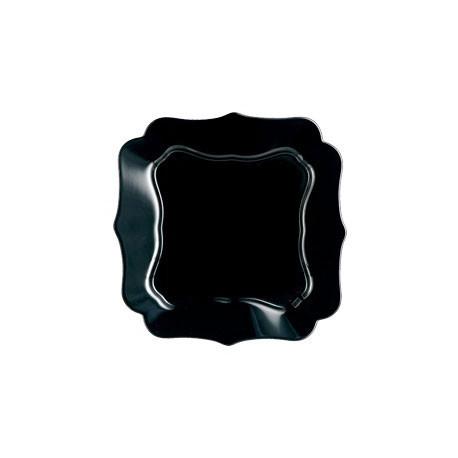 Luminarc Authentic Black Тарелка подставная квадратная 29см