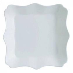 Тарелка глубокая 22,5см Luminarc Authentic White J1342