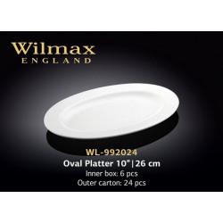 Блюдо овальное  26см Wilmax WL-992024
