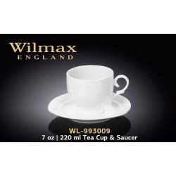 Набор чайный-4пр Wilmax WL-993009R/2С