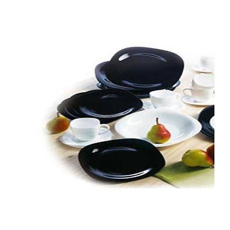 Сервиз столовый 30пр Luminarc Carine Black&White N1500