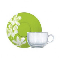 Luminarc Cotton Flower Набор чайный 220мл-12пр G2276