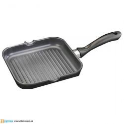 Сковорода-гриль BergHOFF Cook&Co Cast Line d28 см v4,5 л 2801307