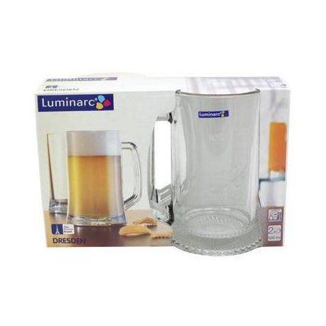 Набор кружек для пива Luminarc Dresden 330 мл - 2шт