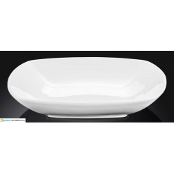 Тарелка глубокая квадратная 25см Wilmax WL-991213