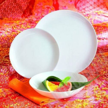 Тарелка десертная 19см Luminarc Diwali D7358