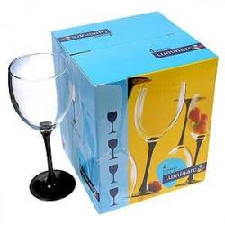 Бокалы для вина Luminarc Domino 190мл-6шт J0042
