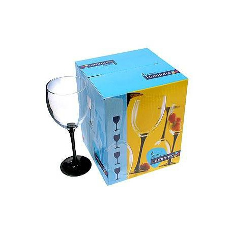 Бокалы для вина Luminarc Domino 190мл-6шт