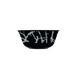 Luminarc Dripping Black Салатник 12см