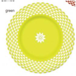 Тарелка десертная Luminarc Lance Green 19см J2741