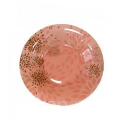 Тарелка глубокая 21см Luminarc Malva Pink J2724