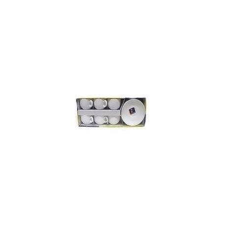 Luminarc Evolution Набор кофейный 90мл-12пр 63358