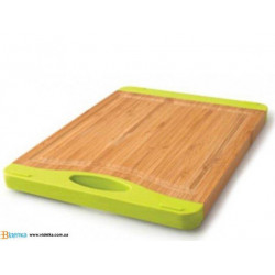 Доска для нарезки 1101606 BergHOFF 35х25 см(бамбук, ручки - силикон)