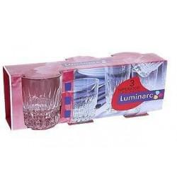 Набор стаканов низких 300мл 3шт Luminarc Imperator E5183