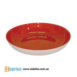Тарелка глубокая  20см Luminarc Stonemania Red H3553