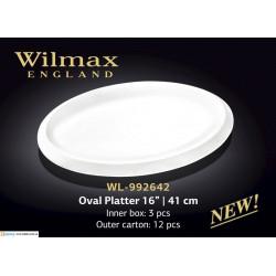 Блюдо овальное 41см Wilmax WL-992642