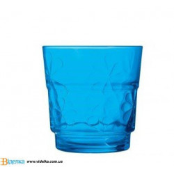 Cтакан низкий 250мл Luminarc Funny Flowers Colors Blue