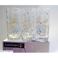Набор стаканов высоких 270мл 6шт Luminarc Romantique C0704