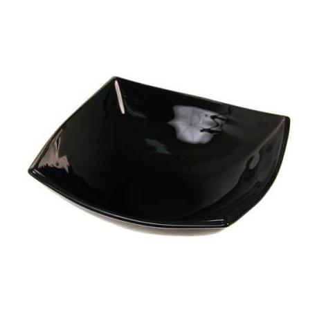 Салатник 16 см Luminarс Quadrato Black H5036