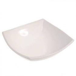 Салатник 24 см Luminarс Quadrato White 07784