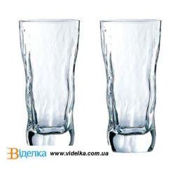 Набор стаканов высоких 400мл 3 шт Luminarc Trek G2764/1