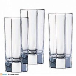 Набор стаканов высоких 330мл Luminarc Octime H9811