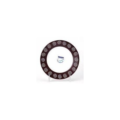 Тарелка десертная 19,5см Luminarc Sirocco Brown H4884