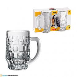 Кружки для пива 500мл/2шт Pub Pasabahce 55289