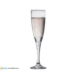 Бокалы для шампанского 175мл/6шт Pasabahce Twist 44307
