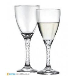 Набор бокалов для вина 220мл/6шт Pasabahce Twist 44372