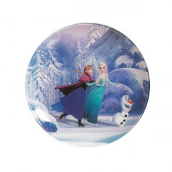 Тарелка десертная 20см Luminarc Disney Frozen L0867