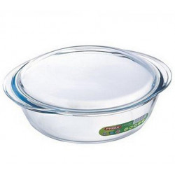 Кастрюля Pyrex ESSENTIALS круглая 3.2л 208A000