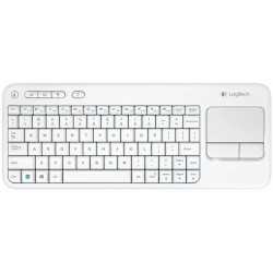 Клавиатура Logitech Wireless Touch Keyboard K400 Russian layout