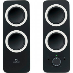 Акустика Logitech Multimedia Speakers Z200 Black