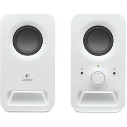 Акустика Logitech Multimedia Speakers Z150 White