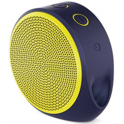 Акустика Logitech X100 Mobile BT Yellow