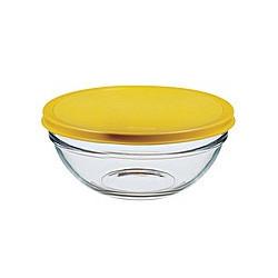 Емкости для еды Pasabahce Шефс 17см*2 с крышками 53563в