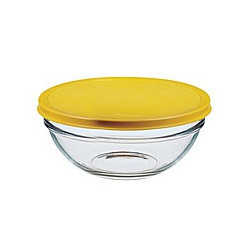 Емкости для еды Pasabahce Шефс 14см*6 с крышками 53553в