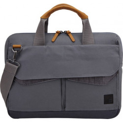 "Сумка для ноутбука CASE LOGIC LoDo 15.6"" Attache - LODA115GR (Graphite)"
