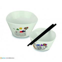 Чаша для риса с палочками  Eclipse BergHOFF 3705013