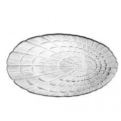 Блюдо овальное 23х32 см Pasabahce Atlantis 10239