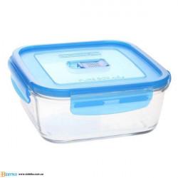 Емкость для еды квадратная 760мл Luminarc Pure Box Active J5634