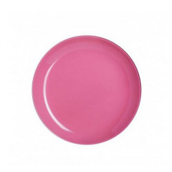 Тарелка десертная 20,5 см Luminarс Arty Pink L1051